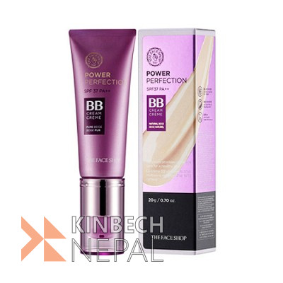 Korean BB cream Thefaceshop | www.kinbechnepal.com