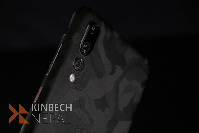 Dbrand Huawei P20 Camoflague Skin   www.kinbechnepal.com