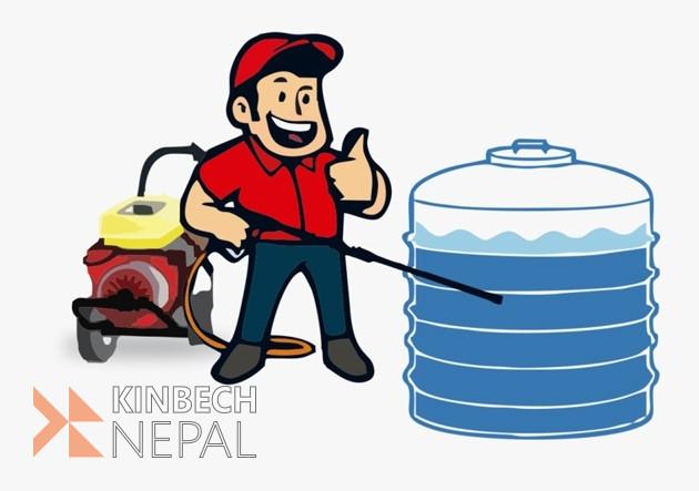 Underground Tanking Cleaning Service in Kathmandu, Bhaktapur & Lalitpur. | www.kinbechnepal.com