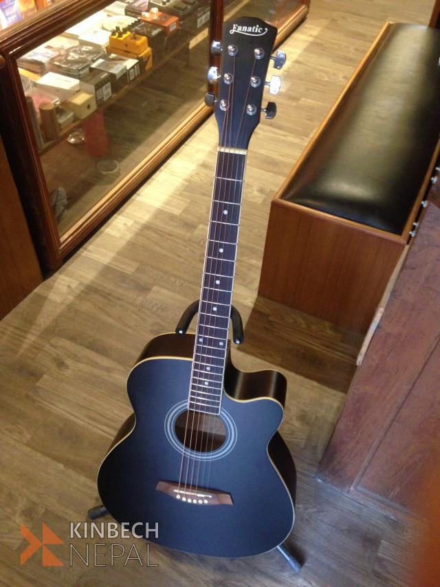 Semi Acoustic Guitar | www.kinbechnepal.com