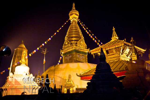 Buddhism Tour Circuit (8 Days Package) | www.kinbechnepal.com