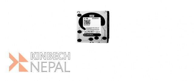 Wd 2 Tb Black Orginal Harddisk On Sale. | www.kinbechnepal.com