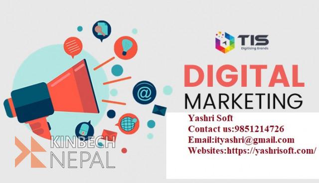 Benefits of digital marketing in today's world   www.kinbechnepal.com