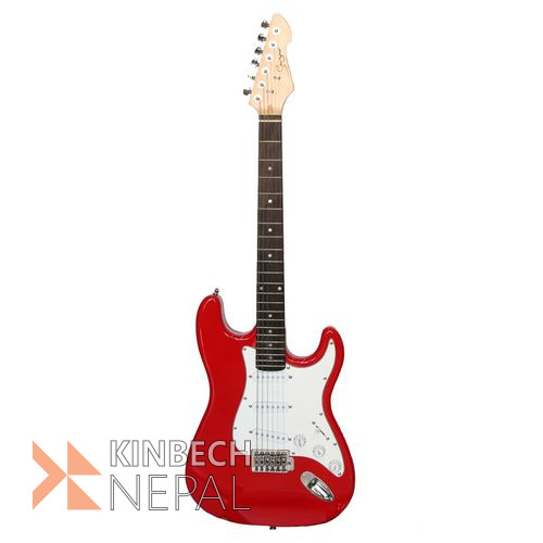 Smiger L-G1 red 39'' Electric Guitar | www.kinbechnepal.com