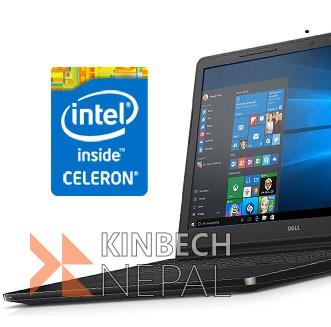 "Dell Inspiron 3552/ Intel Celeron Dual Core/ 4 GB / 500 GB/ 15.6"" HD Laptop | www.kinbechnepal.com"