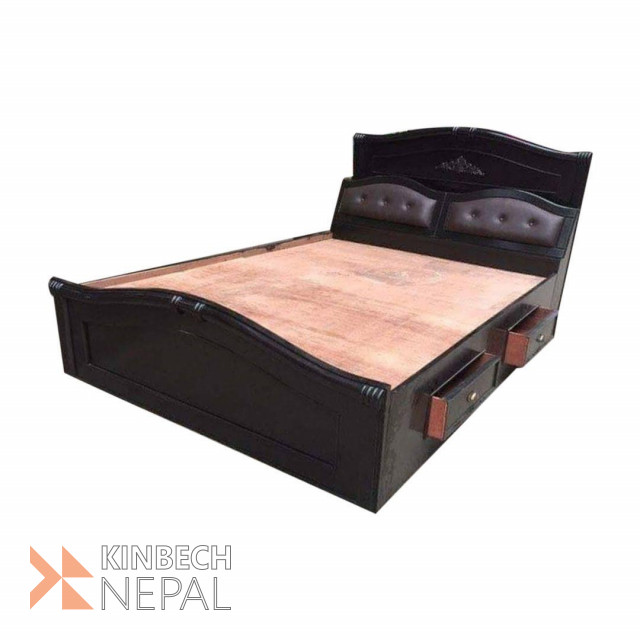 4*6 double n 5*6.5 king size bed | www.kinbechnepal.com