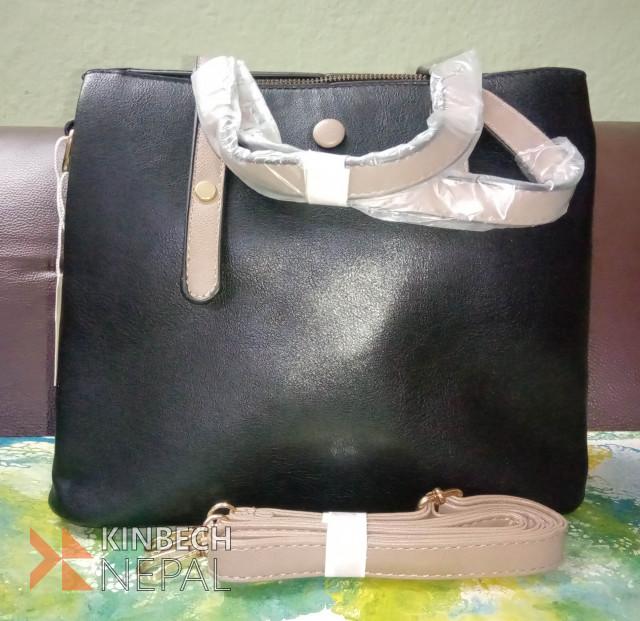 Black Ladies Bag On Sale | www.kinbechnepal.com