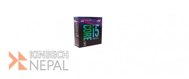 Intel I5 8th Gen. Box Pack Processor. | www.kinbechnepal.com