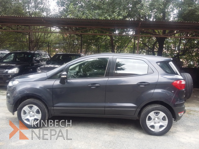 Ford Eco sports | www.kinbechnepal.com