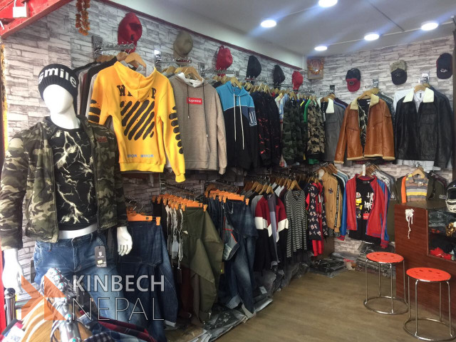 Men's Fashion Store | www.kinbechnepal.com