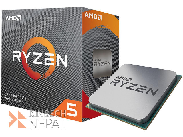 AMD RYZEN 5 3600 | www.kinbechnepal.com