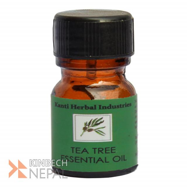 Tea Tree Essential Oil   www.kinbechnepal.com