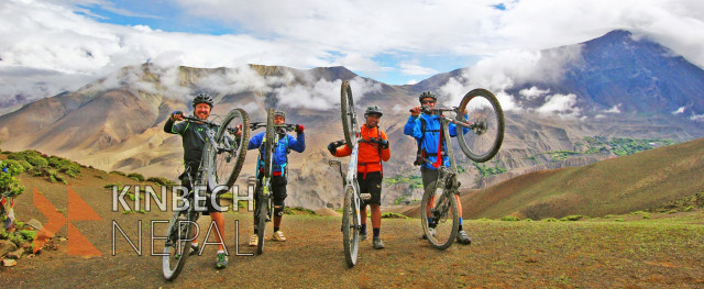 Mountain biking in nepal | www.kinbechnepal.com