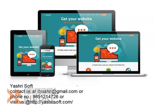 For Best Web Application Development In Nepal   www.kinbechnepal.com