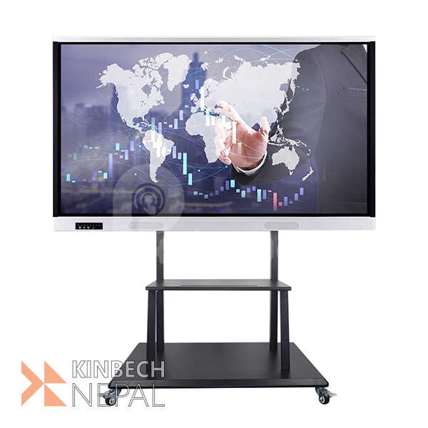 Interactive Display Board/ Smart Touch Board for Schools | www.kinbechnepal.com