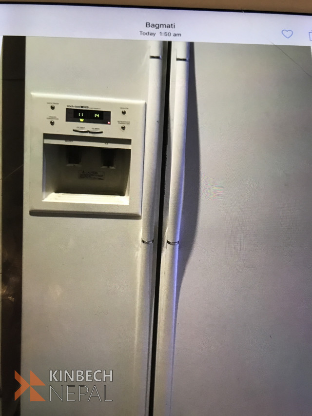 Refrigerator (500 Liters) | www.kinbechnepal.com
