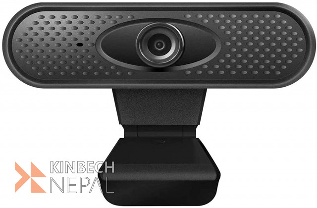 Pc Camera / Webcam With Built-in Microphone 1080p | www.kinbechnepal.com