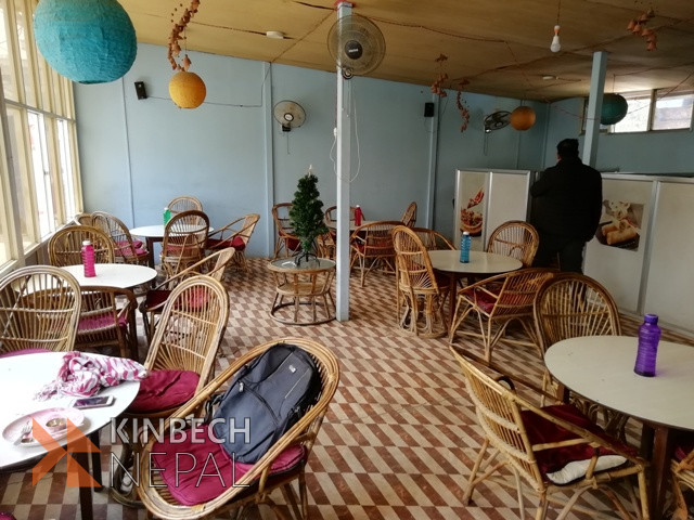 Cafe and Restaurant on Sale at Sifal, Chabahil | www.kinbechnepal.com