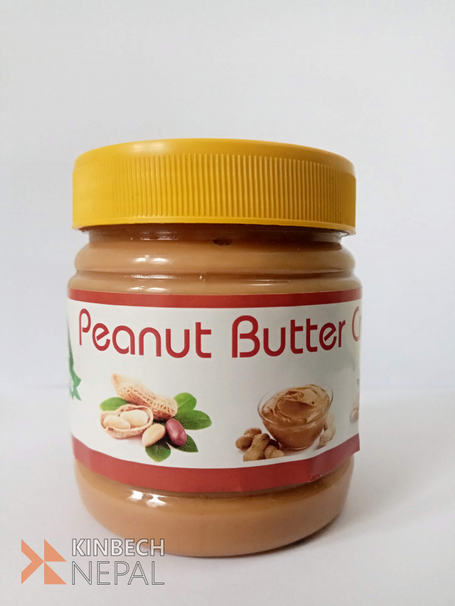 Peanut Butter Creamy – 230gm | www.kinbechnepal.com