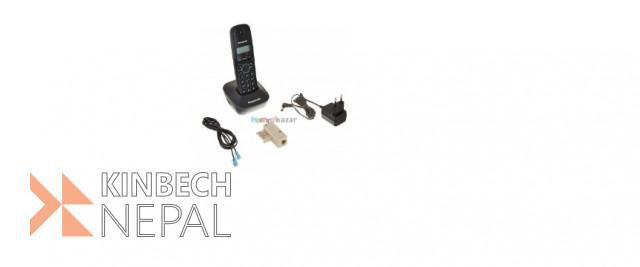 Panasonic Cordless Phone Set Kx-tg1611fx | www.kinbechnepal.com