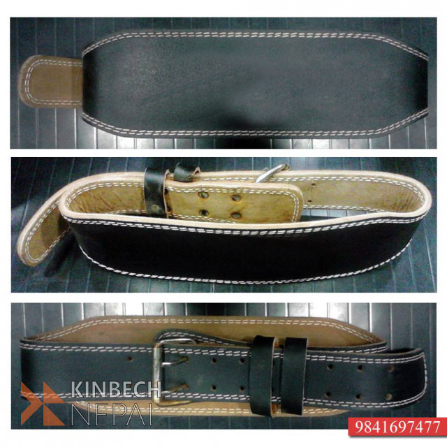 Fed Leather Gym Belt | www.kinbechnepal.com