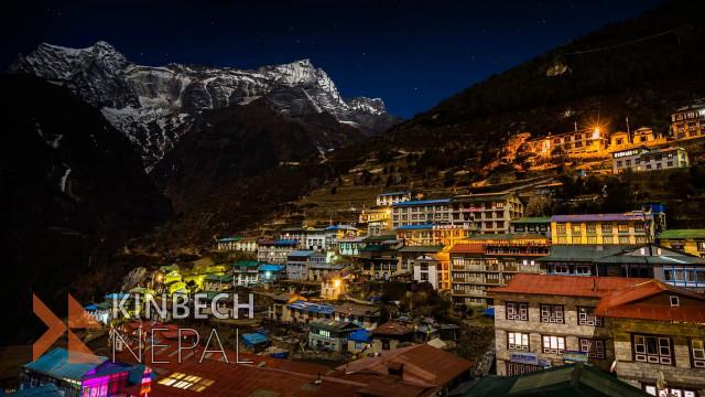 Everest Gateway- Namche Bazar | www.kinbechnepal.com