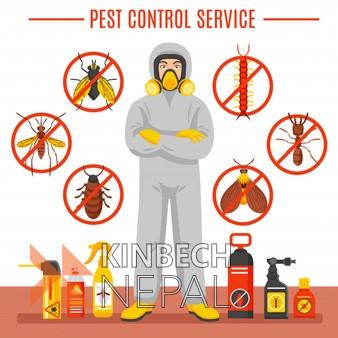 Pest Control Service in Kathmandu, Bhaktapur & Lalitpur. | www.kinbechnepal.com