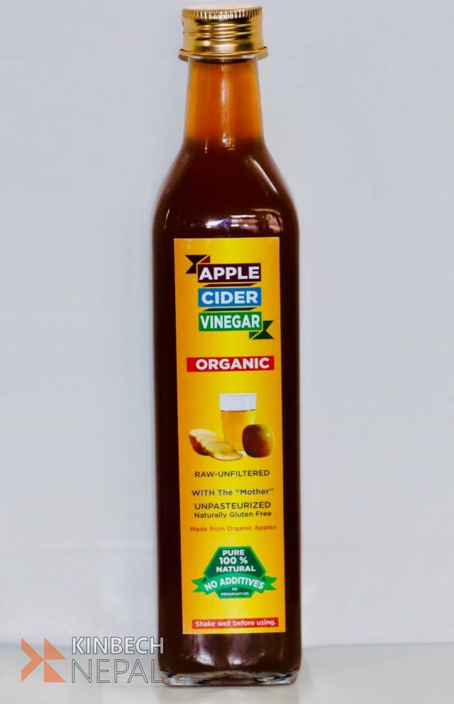 Apple cider 1 ltr | www.kinbechnepal.com