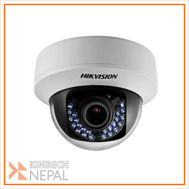 Hikvision HD 2 MP Straight Value Series-DS-2CE71D0T-PIRL       (2 MP) | www.kinbechnepal.com