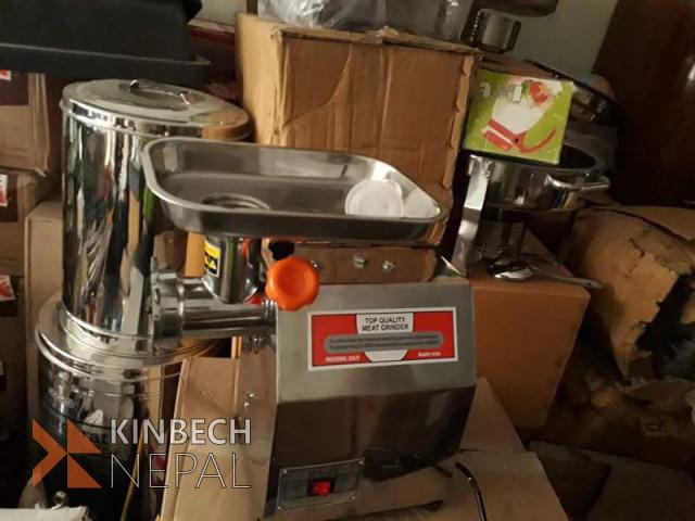 Electric Keema Machine   www.kinbechnepal.com
