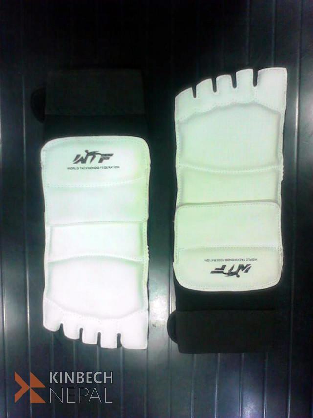 Taekwondo Foot Guard Protector Socks | www.kinbechnepal.com