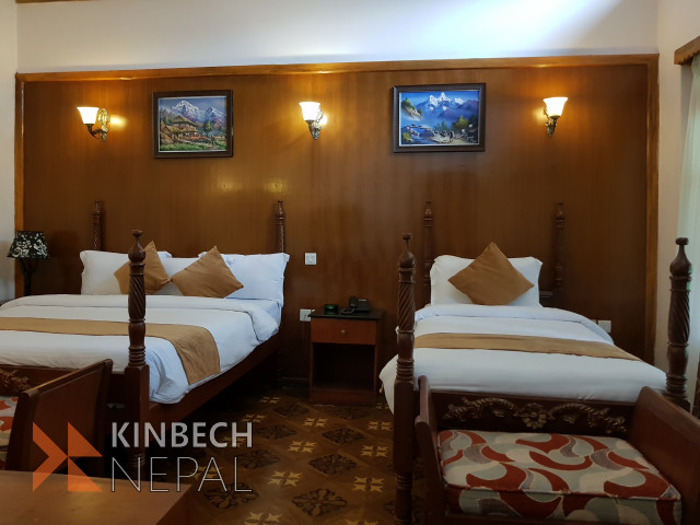 Lake View Resort | www.kinbechnepal.com
