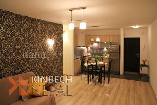 Apartment on Sale at Central Park Bishalnagar | www.kinbechnepal.com