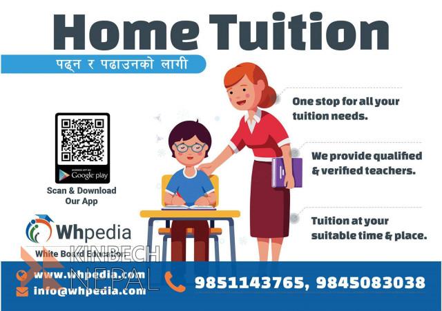 Home Tuition | www.kinbechnepal.com