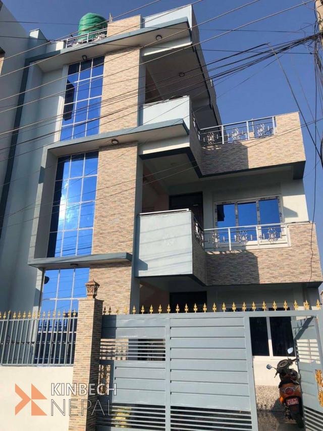 Kandaghari Harhar Mahadev Ko Height Ma New 2.5 storeyed House on sale | www.kinbechnepal.com