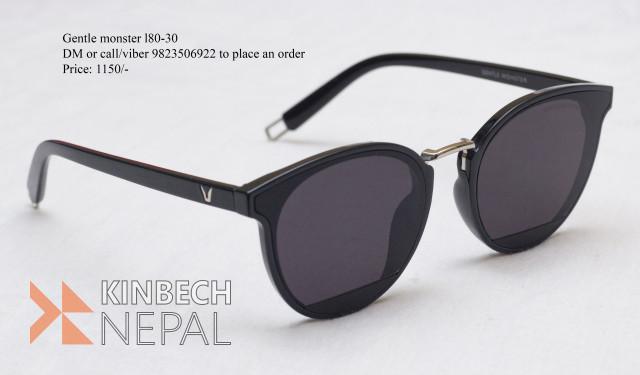 Gentle Monster l80-30 Sunglasses | www.kinbechnepal.com