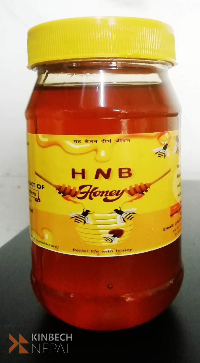 HNB HONEY for sale - MADE IN NEPAL - 650 | www.kinbechnepal.com