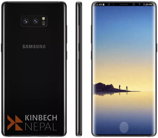 Samsung Note 8 | www.kinbechnepal.com