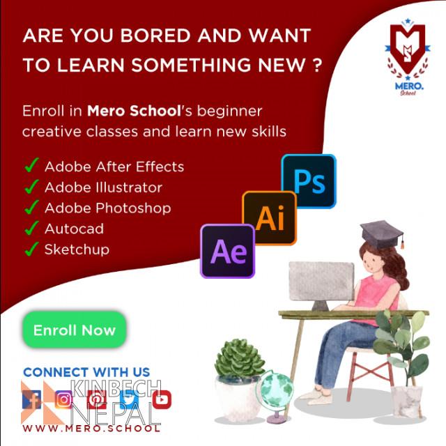 Mero School: Best Online Learning Sites in Nepal   www.kinbechnepal.com