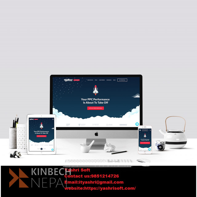 Responsive Design In Kathmandu   www.kinbechnepal.com