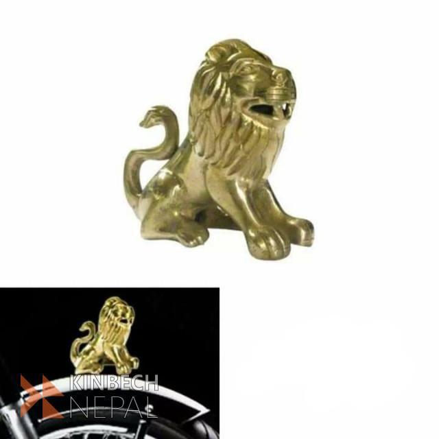 Lion statue | www.kinbechnepal.com