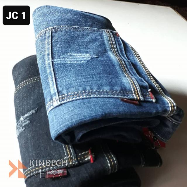 Men's Slim Fit Jeans | www.kinbechnepal.com