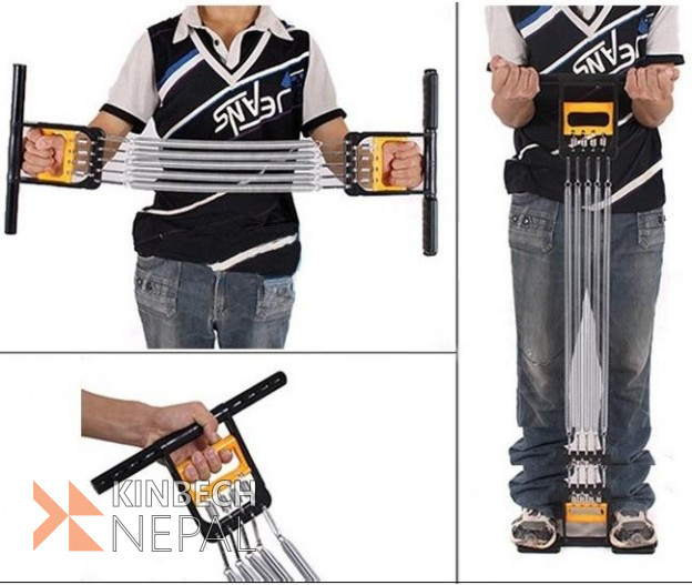 Pull Apparatus (Multi Exercise Spring) | www.kinbechnepal.com