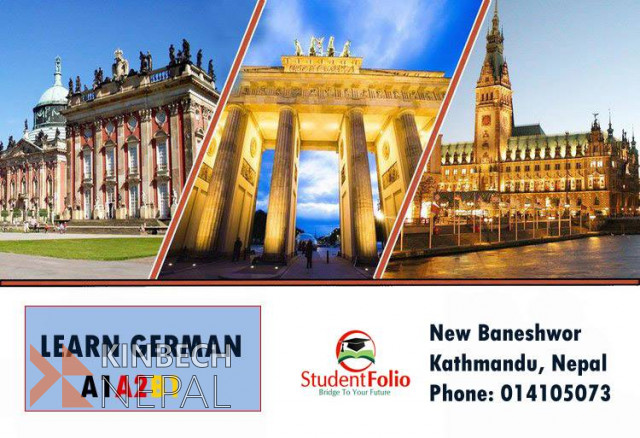 Learn German A1 A2 B1 | www.kinbechnepal.com