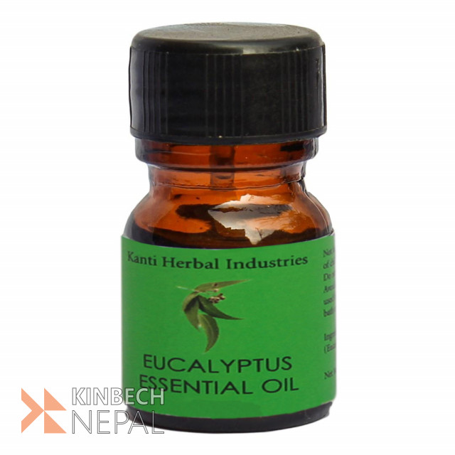 Eucalyptus Essential Oil | www.kinbechnepal.com