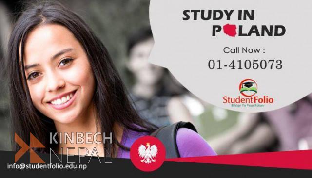 Study in Poland | www.kinbechnepal.com