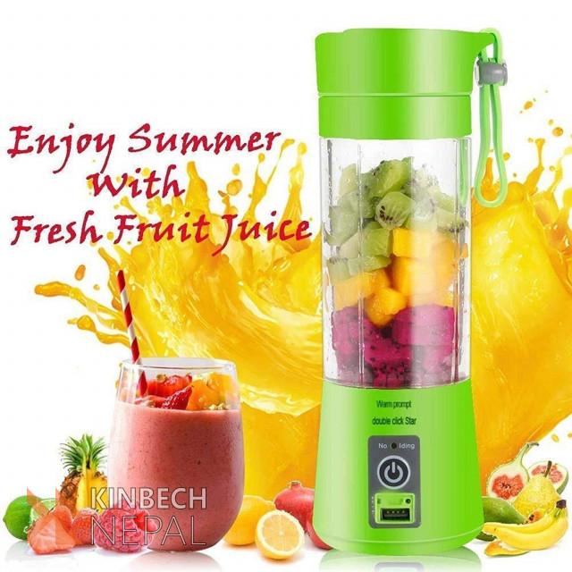 Household Portable Mini Fruit Juicer | www.kinbechnepal.com