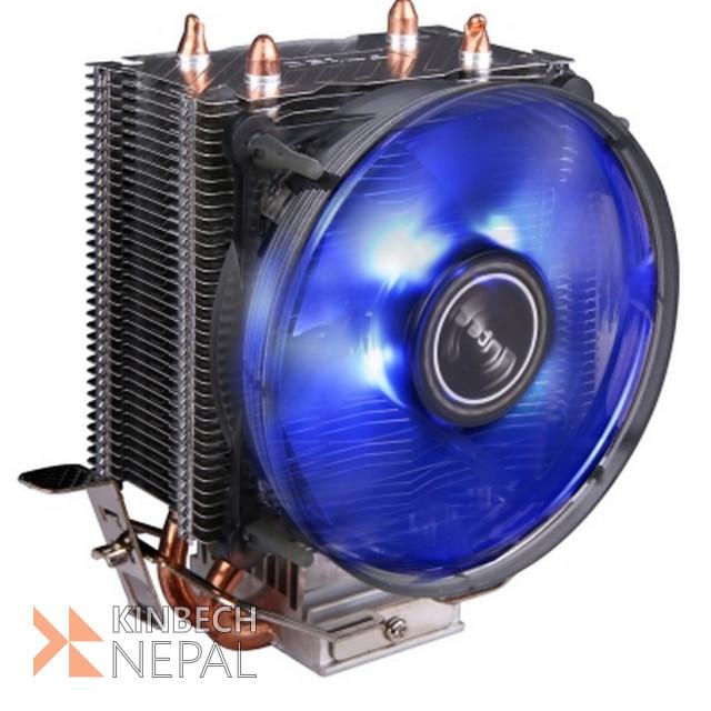 Antec Cpu Air Cooling A30 Blue Led Fan   www.kinbechnepal.com