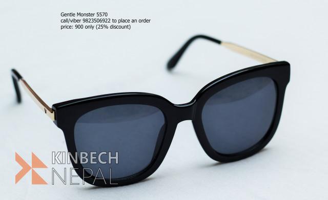 Gentle Monstor 5570 Sunglasses | www.kinbechnepal.com