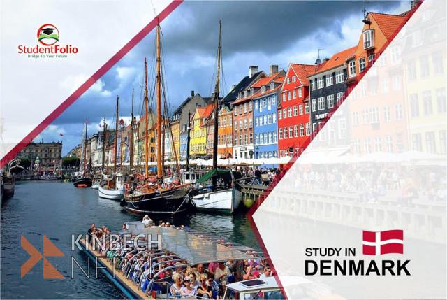 Study in Denmark | www.kinbechnepal.com